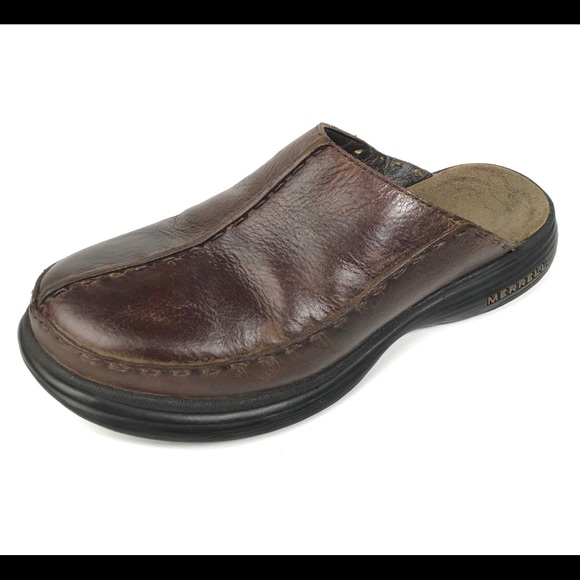 Merrell Other - Merrell Mens Slip On Slides Mules Clogs Shoes  8